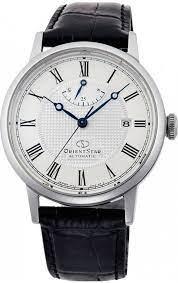 часы мужские механические orient RA-AU0002S00B