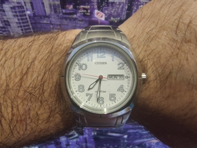 Мужские кварцевые часы CITIZEN BK4010-59BE