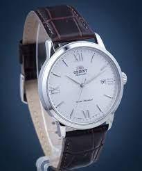 часы мужские механические orient RA-AC0F12S10B