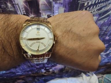 Мужские кварцевые часы Royal LONDON 4608T1B