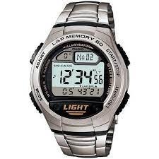 часы мужские CASIO W-734D-1AVEF