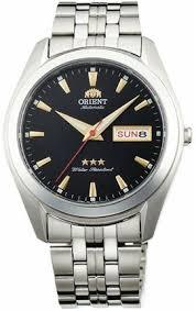 часы мужские механические orient FAB0032B1