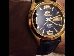 Мужские часы Orient BEM6J001D6