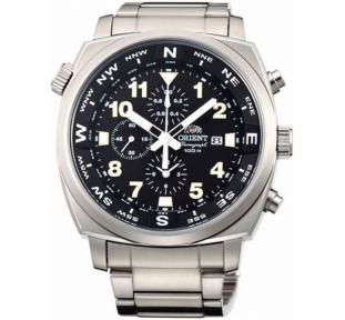 Мужские часы ORIENT FTT17001B (TT17001B)