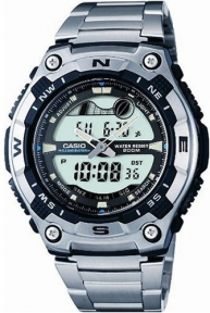 часы мужские CASIO AQW-100D-1AVEF