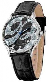женские часы ROMANSON HL5154MWH BK