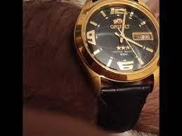 Мужские часы Orient BEM6J001B6
