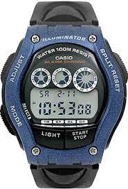 часы мужские CASIO W-754H-2AVEF