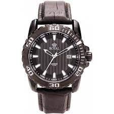 Мужские кварцевые часы Royal LONDON 41017-02