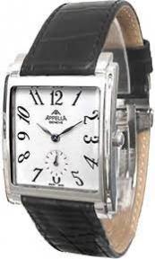 часы мужские кварцевые APPELLA A-725-3011