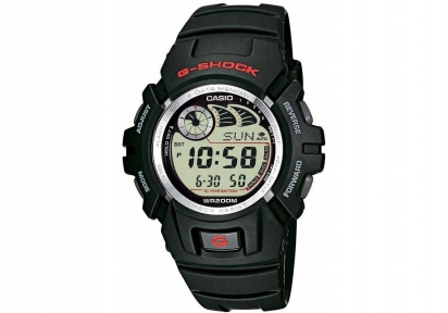 часы мужские CASIO G-2900F-1VER