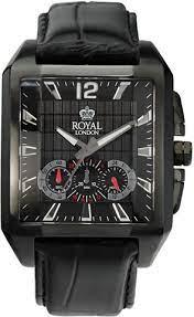 Мужские кварцевые часы Royal LONDON 41002-02