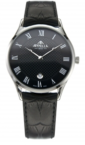 часы мужские кварцевые APPELLA A-4279-3014