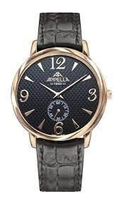 часы мужские кварцевые APPELLA A-4307-2014