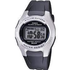 часы мужские CASIO  W-42H-1AVHEF