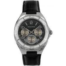 женские часы ROMANSON Rl0357uuwh bk