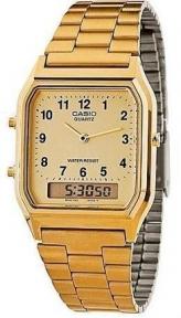 часы мужские CASIO  AQ-230GA-9BMQ