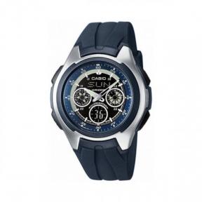 часы мужские CASIO  AQ-163W-2bvef