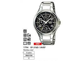 мужские часы EF-316D-1AVEF