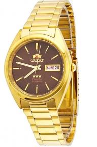 Мужские часы Orient FAB00004T9 (3 Stars)