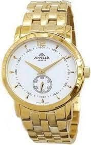 часы мужские кварцевые APPELLA A-4155-1001