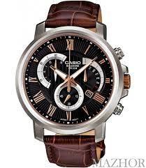 часы мужские CASIO BEM-506GL-1AVDF