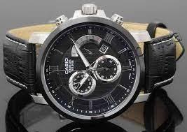 часы мужские CASIO  BEM-507bL-1A