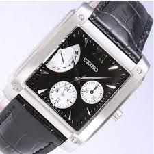 Мужские кварцевые часы SEIKO snt009p1