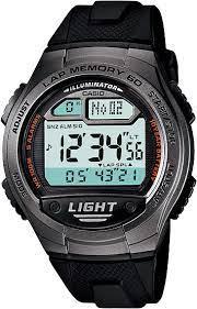 часы мужские CASIO W-734-1AVEF