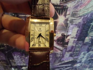 Мужские кварцевые часы Royal LONDON 40018-03