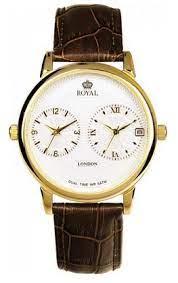 Мужские кварцевые часы Royal LONDON 40048-03