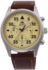 часы мужские механические orient RA-KV0503Y10B