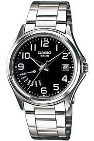 часы мужские CASIO  MTP-1369D-1B