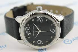 часы женские ROMANSON Rl3214lW BK