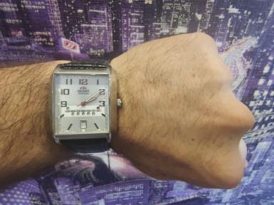 Мужские часы Orient FFPAA002W7