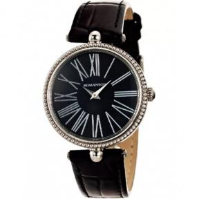 женские часы ROMANSON RL0362LWH BK