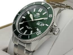 часы мужские механические orient RA-AA0914E19B