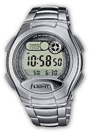 часы мужские CASIO W-752D-1AVEF