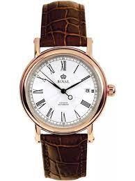 Мужские механические часы Royal LONDON 40136-03